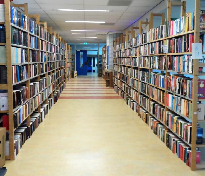 Boekenbeurs Glanerbrug 2017 opbouw (17)