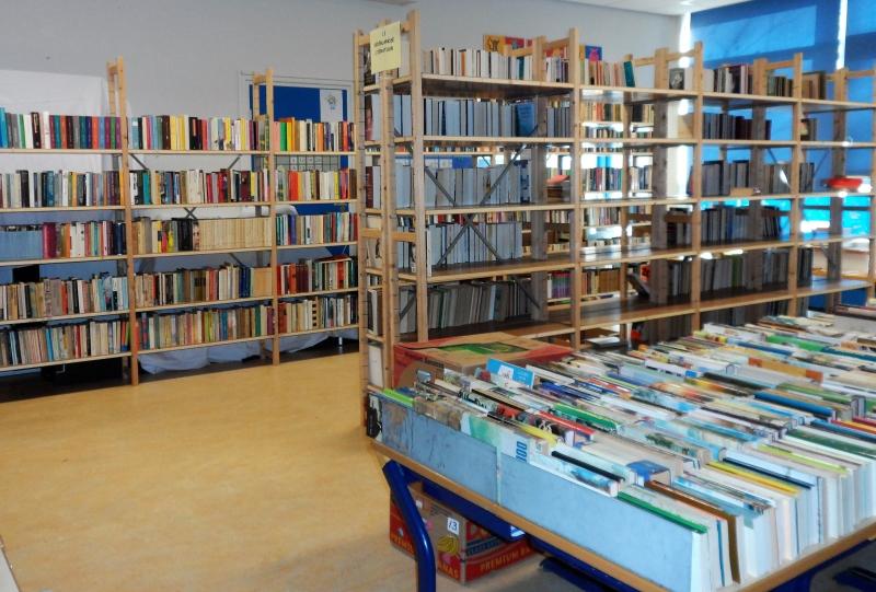 Boekenbeurs Glanerbrug 2017 opbouw (19)