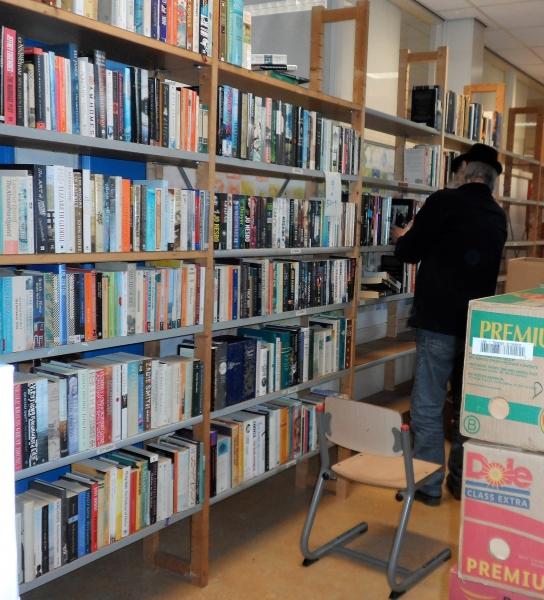 Boekenbeurs Glanerbrug 2017 opbouw (26)