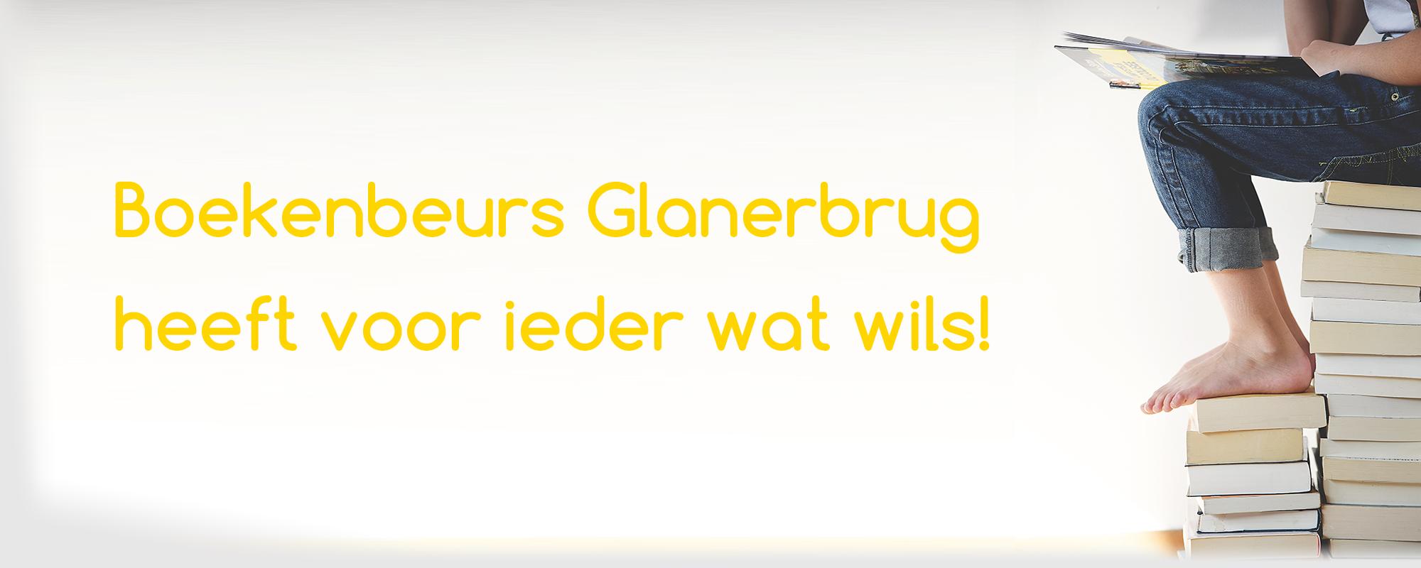 Boekenbeurs Glanerbrug heeft voor ieder wat wils!