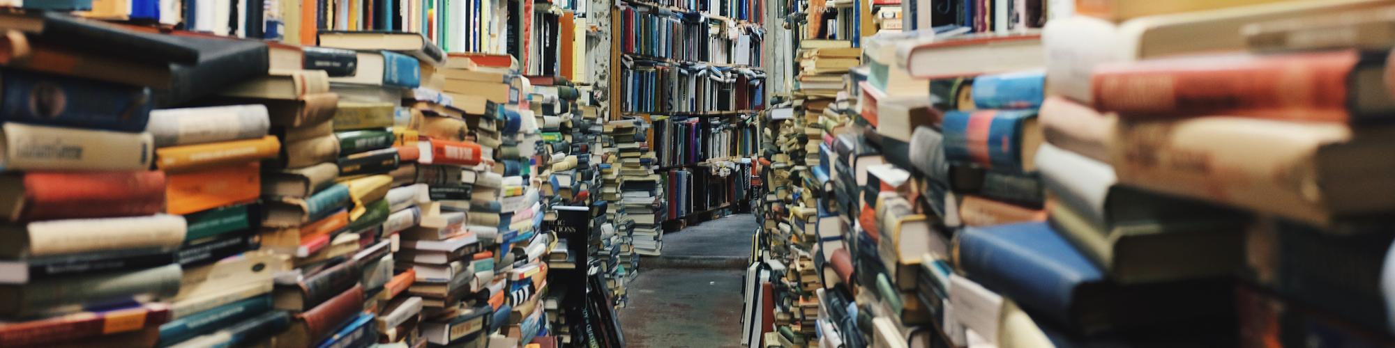 25e boekenbeurs staat voor de deur